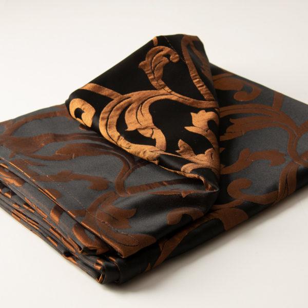 curtains 28291 1 4x2 7 chern bronz 1 600x600 - Штора 28291 черный с бронзой