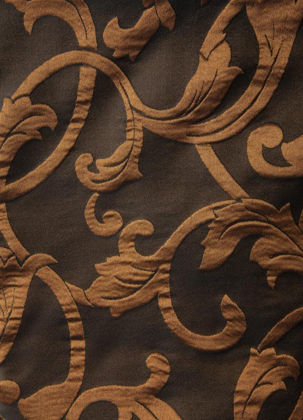 curtains 28291 1 4x2 7 chern bronz 2 600x830 - Штора 28291 черный с бронзой