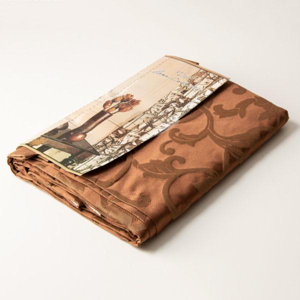 curtains 28291 1 4x2 7 korich 600x600 - Штора 28291 коричневый