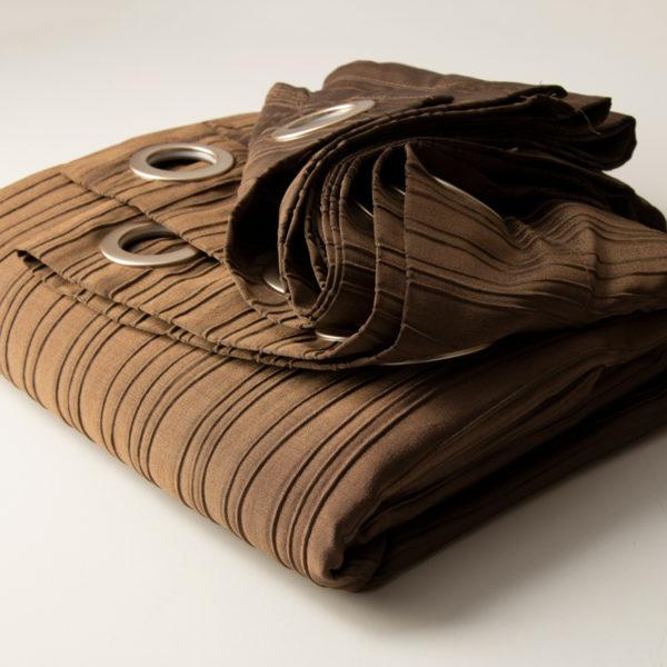 curtains 29506 2 5x2 7 korich 3 600x600 - Штора 29506 коричневый
