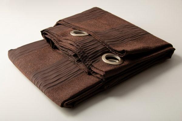 curtains 31400 korich 2x2 7 2 600x400 - Штора 31400 коричневый