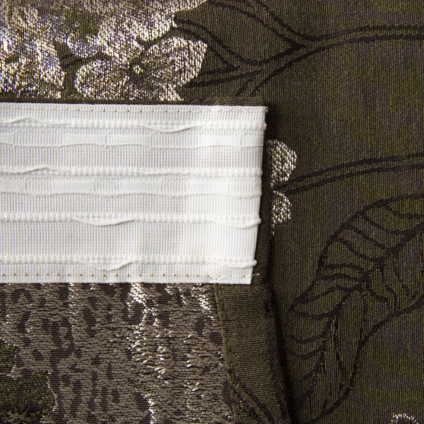 curtains CM01 2 2x2 7 zel 3 600x600 - Штора CM01 зеленый
